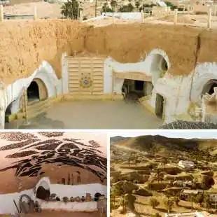 matmata in tunisia