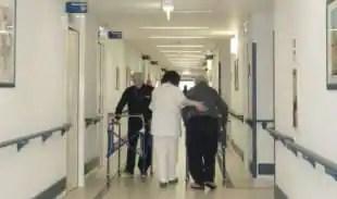 ospedale anziani