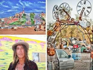 slab city in california