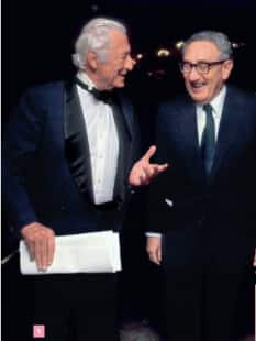 gianni agnelli kissinger