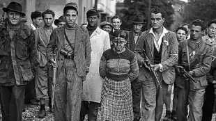partigiani con giuseppina ghersi stuprata e uccisa perche accusata di essere repubblichina