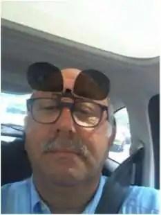 selfie di pigi battista