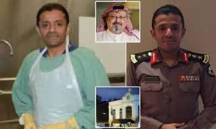 Omicidio Khashoggi - Salah Muhammad al Tubaigy