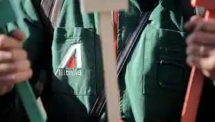 handling alitalia