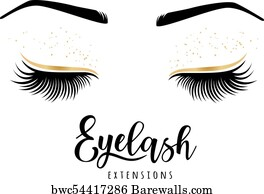 6 473 eyelash extension posters and art