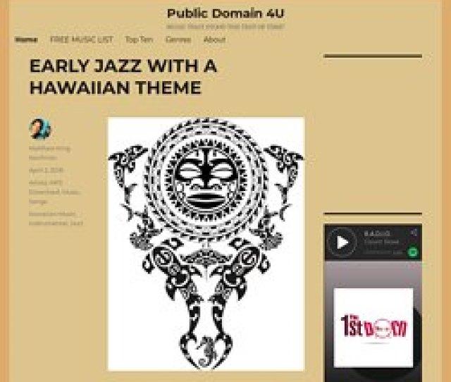 Best Public Domain Music Downloads At Public Domain U