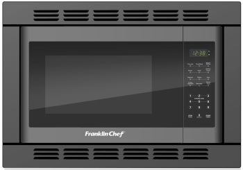 rv microwave convection oven
