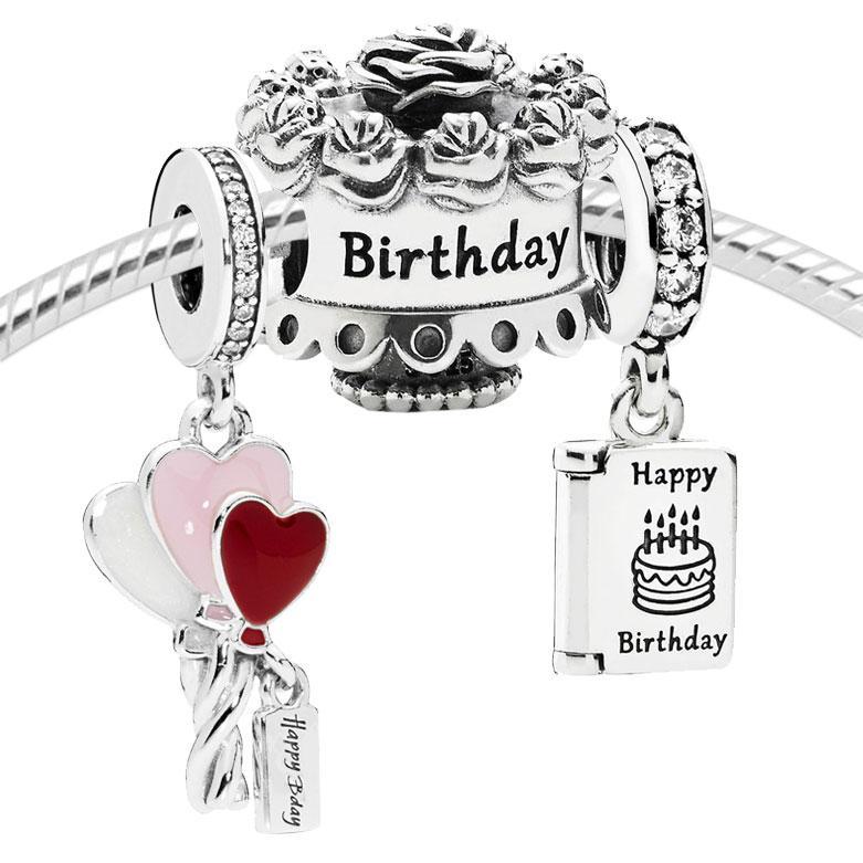 Pandora Happy Birthday Gift Set Pancharmbracelets Com