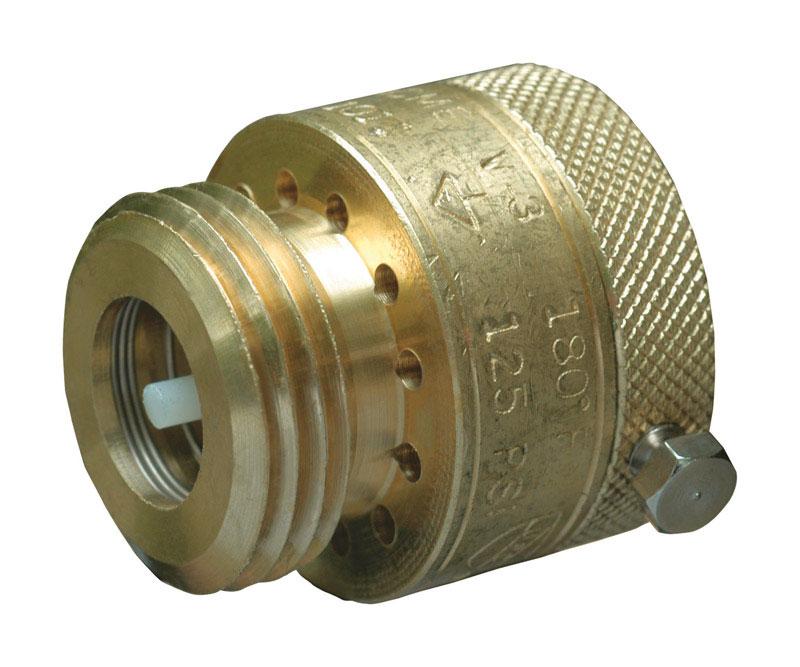 cash acme brass vacuum breaker