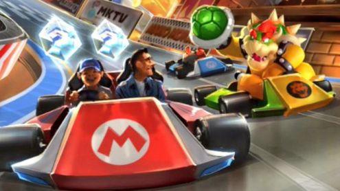 Super Nintendo World Des Illustrations Pour Les
