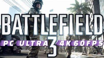Battlefield 3 a 10 ans et il n'a pas besoin de remake, le tour de force du Frostbite
