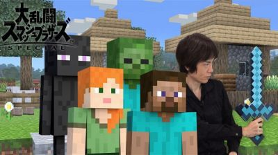 Nintendo reveals more Minecraft content with Steve's arrival
