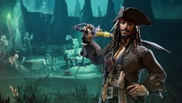 Sea of Thieves : Jack Sparrow, Davy Jones… On en sait plus sur le DLC gratuit A Pirate's Life