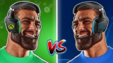 L'image du jour : La guerre des fanboys Xbox vs PlayStation racontée avec justesse