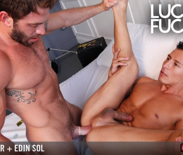 Israeli Sex Star Avi Dar Fucks Newcomer Edin Sol Gay Movies Lucas Entertainment