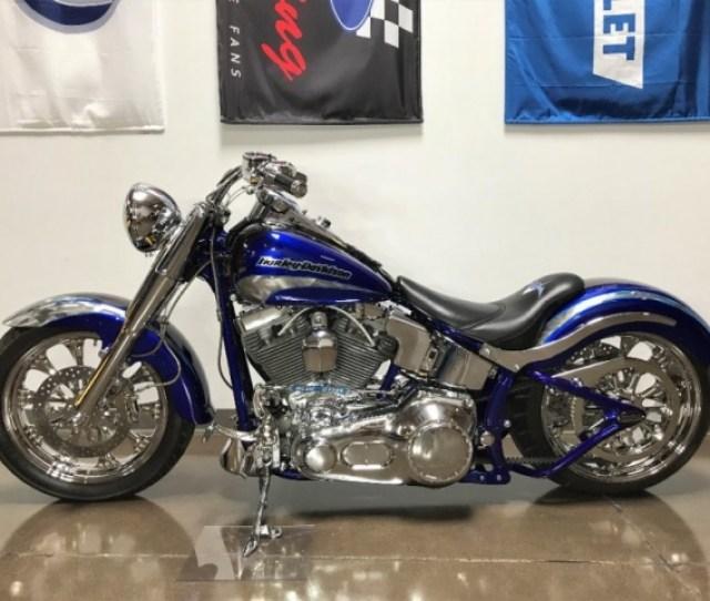 2005 Harley Davidson Cvo Screamn Eagle Fat Boy