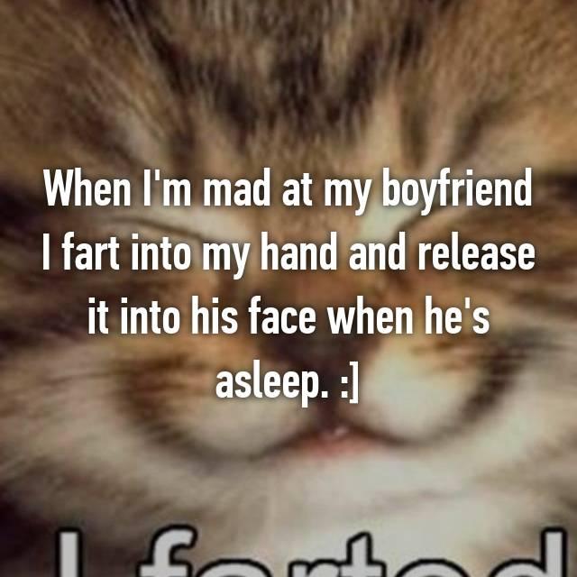 Im Mad My Boyfriend