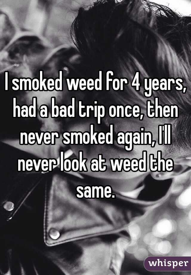Image result for marijuana trip i'll never smoke again