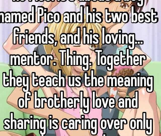Watch Boku No Pico Its About A Boy Named Pico And