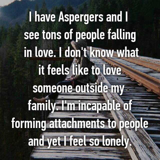 Aspergers Relationships Love