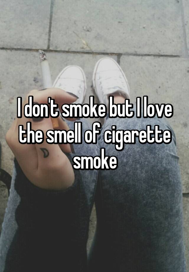 Image result for love the smell of cigarette image