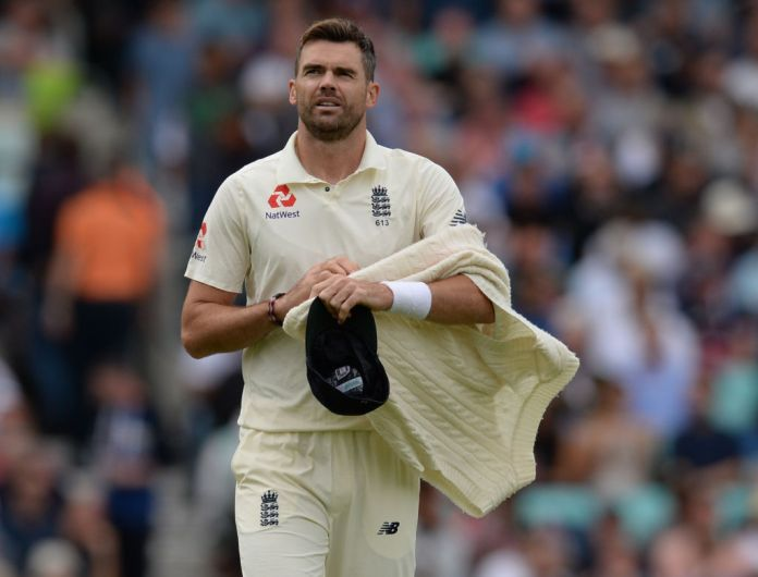 James Anderson hopes to play four out of six Tests this summer | The SportsRush