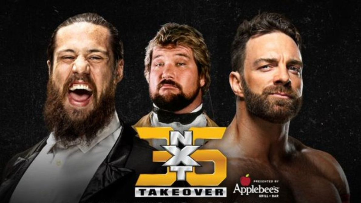 Million Dollar Championship match announced for NXT TakeOver: 36   The  SportsRush