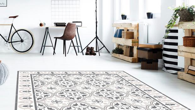 Tapis Floorart Du Vinyle Dans Votre Maison Westwing