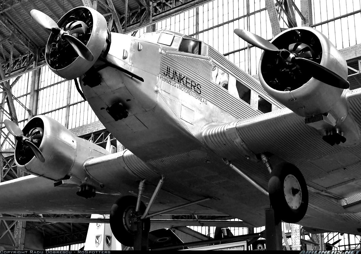 Ju 52 fully restored in Belgium. (Source: Joss