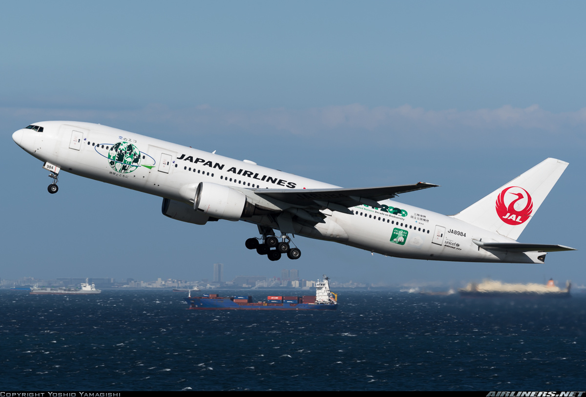 Boeing 777-246 aircraft picture