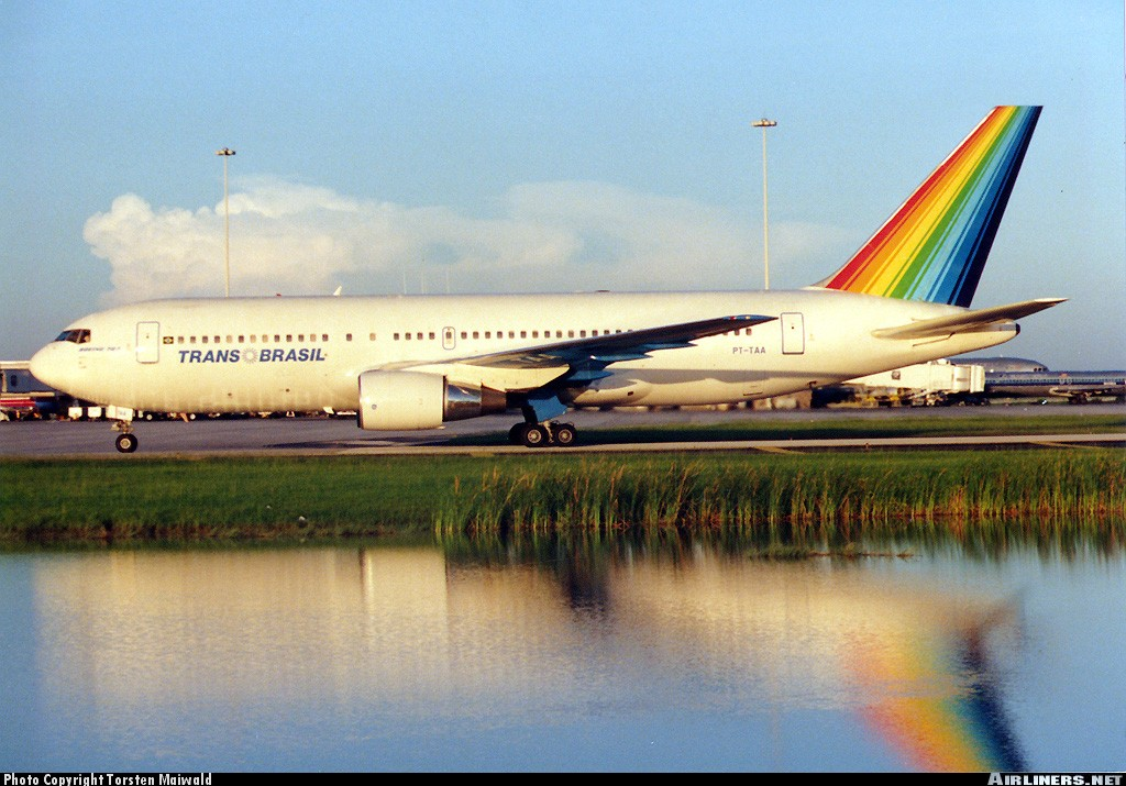Boeing 767-2Q4 aircraft picture