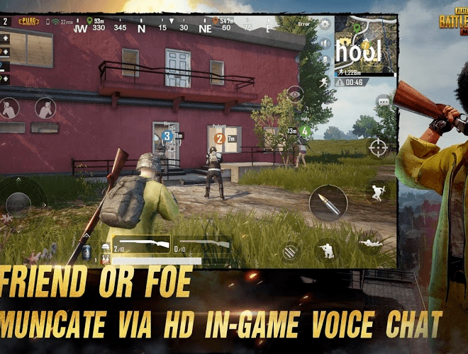 Spiele PUBG Mobile Auf PC Mit BlueStacks