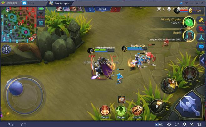 mobile legends: bang bang support guide