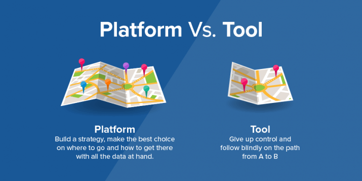 Marketing Automation Tools vs. Platforms, What's the Difference?