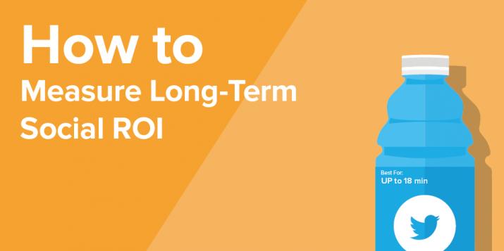 How to Measure Long-Term Social Media ROI