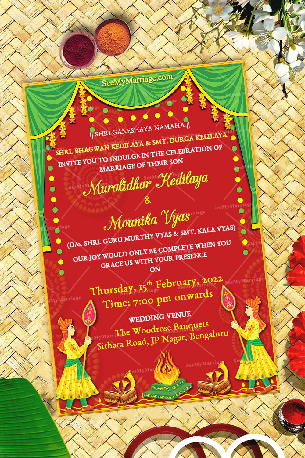 tamil invitation cards tamil wedding