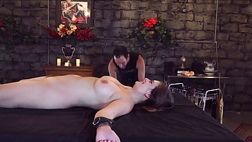 Naked Mature Woman Got Tied Up And Forced To Cum And Enjoyed It A Lot Perfect Girls