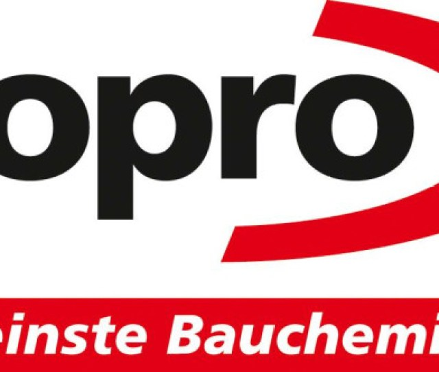 Logo Sopro Bauchemie Gmbh