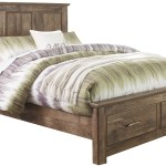 Blaneville Brown King Storage Bed 1stopbedrooms