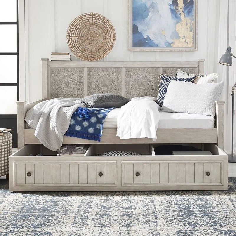 heartland daybed bedroom set w trundle by liberty