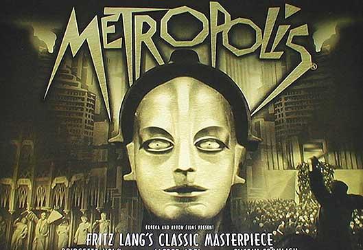 Resultado de imagen de Metrópolis (película)