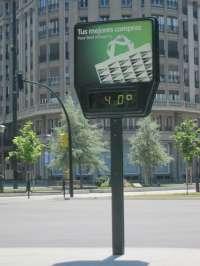 La Comunidad aragonesa continúa en alerta por altas temperaturas, se alcanzarán los 40 grados