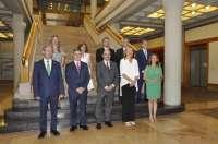 Los nueve consejeros del Gobierno de Lambán pondrán a las personas en