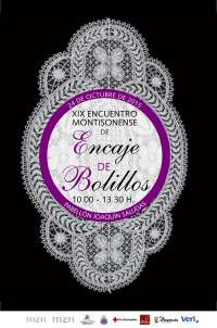 Cerca de 400 mujeres participarán en el XIX Encuentro Montisonense de Encaje de Bolillos