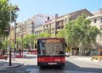 El Ayuntamiento fija unos servicios mínimos del 33% ante los paros parciales del servicio de autobús