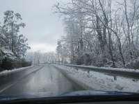 El operativo de viabilidad invernal de la DPH llega a 1.600 kilómetros de carreteras