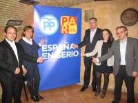 La coalición PP-PAR en Teruel dice que su campaña ha sido