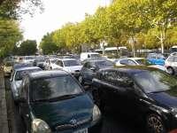 Tráfico prevé 800.000 desplazamientos de vehículos por Aragón en la Operación Especial de Navidad