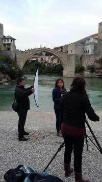 El documental 'Refugiados, el eco de los Balcanes' se estrena este domingo en Aragón TV