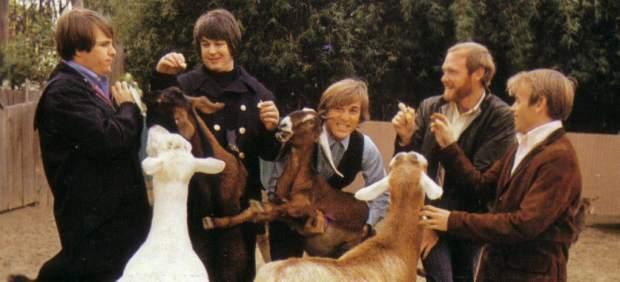 Los Beach Boys y 'Pet Sounds'
